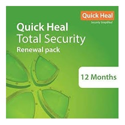 Quick Heal Total Security...