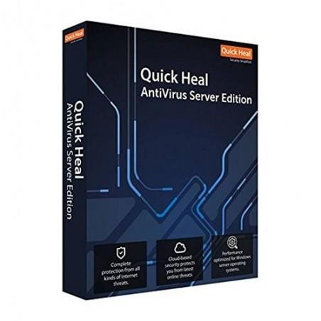 Quick Heal AntiVirus Server...