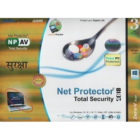 Net Protector Renewal Total...