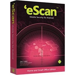 eScan Mobile Security 1user...