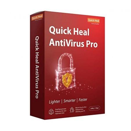 Quick Heal Anti Virus Pro...
