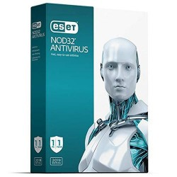 ESET NOD32 AntiVirus 1PC/1Year